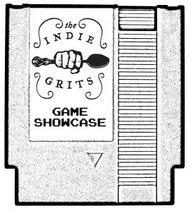 Indie Grits Game Logo