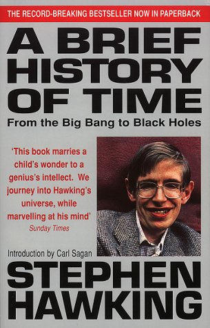 Stephen Hawking - A Brief History of Time